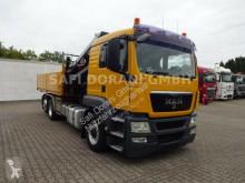 Камион самосвал MAN TGS TGS 26.480 Hydro Drive Allrad Abr + HIAB 322