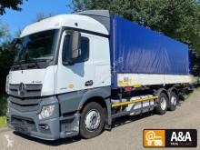 Camion savoyarde Mercedes Actros 2551