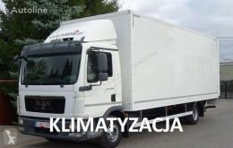Camión furgón MAN TGL 12.180 euro 5 manual kontener winda klapa