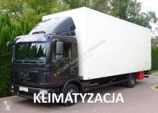 Camión MAN TGL 12.250 Euro 5 kontener winda klapa poduszki furgón usado