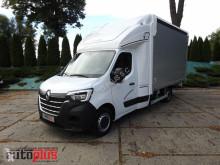 Ciężarówka Plandeka Renault MASTERNOWY PLANDEKA KLIMATYZACJA WEBASTO TEMPOMAT PNEUM