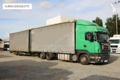 Camión lonas deslizantes (PLFD) Scania R 420,EURO 5,18 PALLETS+SCHWARZMULLER,18 PALLETS