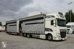 Kamion DAF XF 106.460,SSC, EURO 6+TRAILER HANGLER, 2014,SAF posuvné závěsy použitý