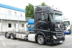 Kamion Mercedes ACTROS 2545 (BDF), EURO 6, 6x2, RETARDER podvozek použitý