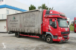 Kamion DAF LF45.250, 12 TONS posuvné závěsy použitý