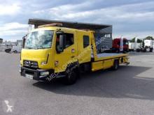 Camión de asistencia en ctra Renault Gamme D