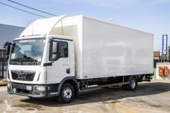 Camión MAN TGL 12.250 BL furgón usado
