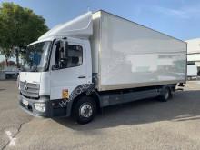 Camión Mercedes Atego 1218 NL furgón caja polyfond usado