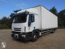 Camión furgón caja polyfond Iveco Eurocargo 160 E 28
