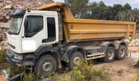 Камион самосвал кариерен самосвал Renault Kerax 420 DCI