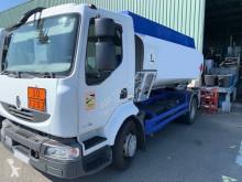 Камион цистерна петролни продукти Renault Midlum 270 DXI
