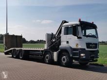 Camión MAN TGS 33.360 portamáquinas usado