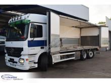 Camión furgón Mercedes Actros 2548