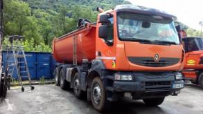 Camión Renault Kerax 450 volquete usado