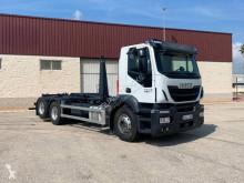 Lastbil flerecontainere Iveco Stralis 420