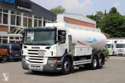 Lastbil citerne kulbrinte Scania P Scania P320 Tankwagen Euro 5