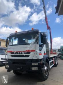 Camión caja abierta Iveco Trakker 260 T 36