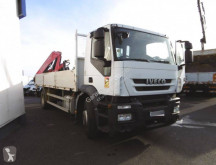 Camion plateau ridelles Iveco Stralis AD 190 S 31