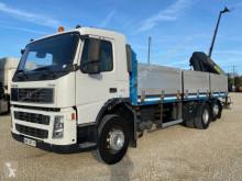 Камион Volvo FM12 420 платформа стандартен втора употреба