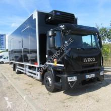 Camión Iveco Eurocargo 140 E D 25 tector frigorífico multi temperatura usado