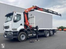 Камион платформа стандартен Renault Premium Lander 450.26
