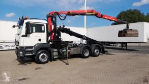 Camión MAN TGS 26.320 portacontenedores usado