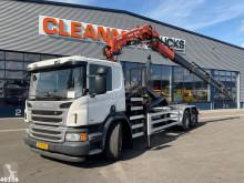 شاحنة ناقلة حاويات متعددة الأغراض Scania P 360