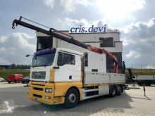 Ciężarówka MAN TGA 26.480 6x2 Fassi F170 | Intarder Liftachse platforma używana