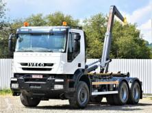 Camión multivolquete Iveco TRAKKER 410* Abrollkipper 5,10 m* TOPZUSTAND!