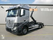 Ciężarówka Mercedes Actros 2545L 6x2 Actros*HIAB XR18S61*BigSpace*1.Hand*E6 Hakowiec używana