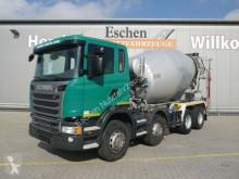 Camión hormigón cuba / Mezclador Scania G G 410*8x4*9m³ Intermix*Klima*Opticruise
