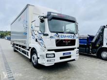 Camión lonas deslizantes (PLFD) MAN TGM 18.250 , 21EP ADR TGL TGS TGX E5 oryginał 319000km , winda z