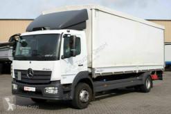 Camión lonas deslizantes (PLFD) Mercedes Atego 1527 L ATEGO Schiebeplane LBW Klima AHK