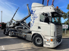 Camión Gancho portacontenedor Scania G 480