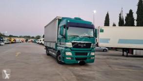 Ciężarówka MAN TGX 18.360 firanka używana