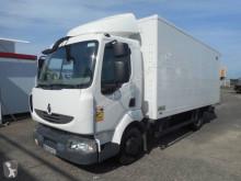 Camion Renault Midlum 180.10 furgone plywood / polyfond usato