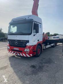Caminhões Mercedes Actros 2532 estrado / caixa aberta usado