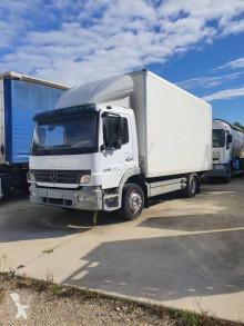 Camión furgón caja polyfond Mercedes Atego 1218