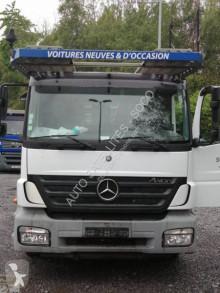 Ciężarówka do transportu samochodów Mercedes Axor