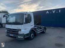 Mercedes hook lift truck Atego 1024 L