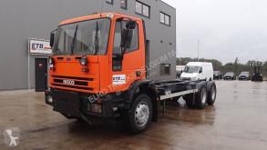 Caminhões chassis Iveco Eurocargo 260 E 27