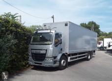 Camión furgón DAF LF280 4x2 Closed box truck