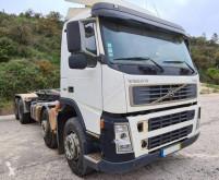 Camión portacontenedores Volvo FM12 380