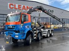 Ciężarówka Hakowiec Iveco Trakker