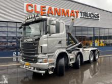 Teherautó Scania R 500 használt billenőplató