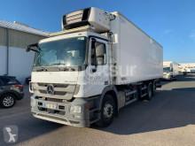 Camión frigorífico mono temperatura Mercedes Actros ejes 6x2*4