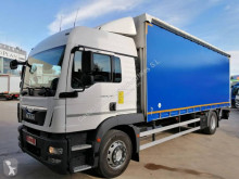 Ciężarówka MAN TGM 18.340 firanka używana