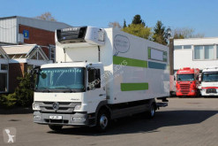 Mercedes többhőmérsékletes hűtőkocsi teherautó Atego Mercedes Benz Atego 1224 mit Carrier Supra Kühlung