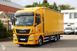 Camión MAN TGX MAN TGX 26.440 - Plane Edscha lonas deslizantes (PLFD) usado