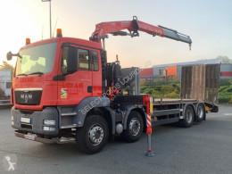 Ciężarówka do transportu sprzętów ciężkich MAN TGS 35.360